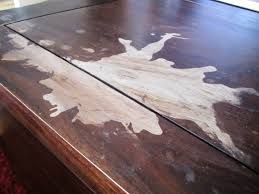 repairing nail polish remover damage to a sheesham wood coffee table archive woodwork forums