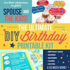 100 birthday decoration ideas for a