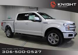 New 2018 Ford F-150 Lariat SuperCrew Sport Crew Cab Pickup in Knight ...