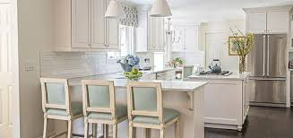 the best way to add a peninsula to your kitchen maria killam the true colour expert