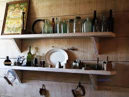 Rustic Kitchen Shelving Kitchen Shelves Yahoo Search Results Shelves To Admire