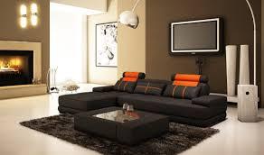 L Shaped Living Room Furniture Design Couch Interior Design