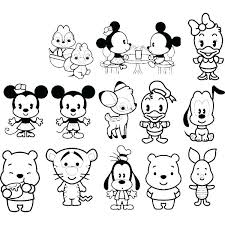 Baby Animal Coloring Pages Coloring Pages Of Cute Baby Animals Cute