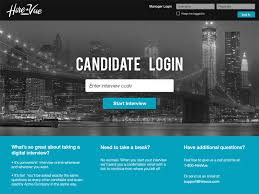 Login Page Templates Hirevue Login Page Template By Jaleh Dribbble Dribbble
