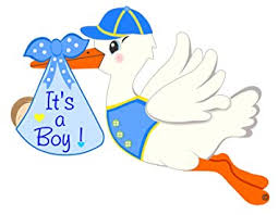 Welcome Home Baby Boy Banner Amazon Com Cute News Its A Boy Stork Announcement Sign