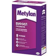 Купить <b>клей обойный Metylan Винил</b> Премиум без индикатора ...