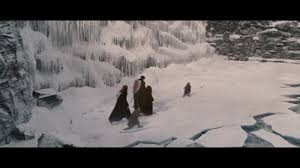 Image result for images narnia children crossing ice
