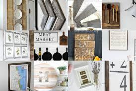 farmhouse wall decor inspiration
