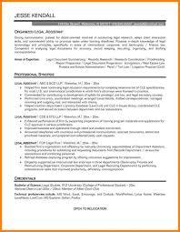 Legal Resume Example Law School Examples Harvard Secretary Sample
