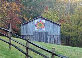 Quilt Barn Trails - Kentucky & Gladie Farm Scene - Kentucky Quilt Trails Adamdwight.com