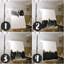step by step diy art tutorial