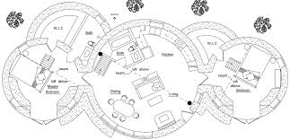 round house plans. Roundhouse Cluster (click To Enlarge) Round House Plans