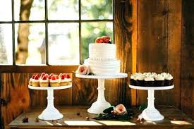cake stand white pedestal glass pink mosser uk gray