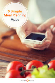 5 brilliant apps to make meal planning easy
