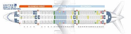 united airlines fleet boeing 777 200 er