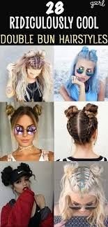Best 25 Cool Girl Hairstyles Ideas On Pinterest Double Buns