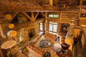 Log cabin interiors designs Kitchen Log Cabin Interior Design Log Cabin Interior Design An Extraordinary Rustic Retreat Transcendthemodusoperandi Transcendthemodusoperandi Cabin Interior Design
