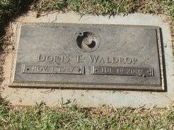 Doris Octavia Terry Waldrop (1927-2002) - Find A Grave Memorial