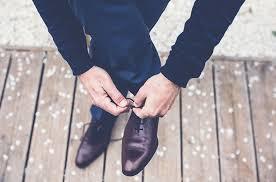 Shoelace Length Guide S W Wilson Custom Clothiers
