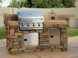 Fresh Decoration Cheap Outdoor Kitchen Comely Outdoor Kitchen Ideas On A Budget  Cheap Kitchens Design