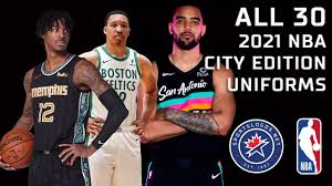 The pistons 2021 city jersey has been leaked, via @camisasdanba. Here Are All 30 Nba City Edition Uniforms For The 2020 2021 Season Sportslogos Net News