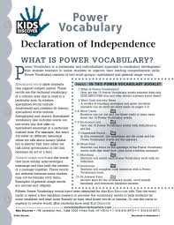 Declaration Of Independence Summary Analysis Activities The