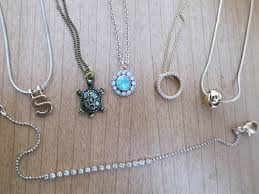 implausible make your own pendent dainty summer necklace to add jewellery box style avec moi from