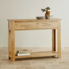 mobel solid oak console. Furniture:Adorable Oak Console Table Mobel Cor02c With Shelves Ebay Next Light Drawers Northern Ireland Solid