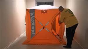 <b>Зимняя палатка Woodland</b> Ice Fish 2 - YouTube