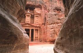Archeologische ontdekking in Petra, Jordanië