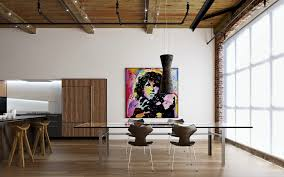 Industrial Dining Room Table Industrial Dining Room Table Huge Modern Dining Table Interior