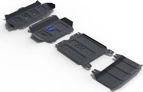 <b>Защита</b> радиатора, картера, КПП и <b>РК Rival для</b> Toyota Fortuner ...
