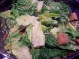 caesar salad no anchovies  no eggs