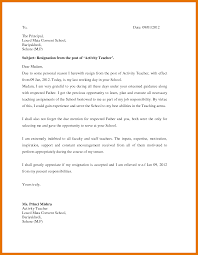 13 Resignation Letter Nz Bibliography Apa
