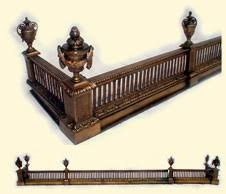 Fireplace Antique Store - Fireplaces, Andirons, Antique Brass and More