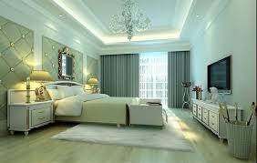 bedroom bedroom ceiling lighting ideas choosing. Graceful Crystal Chandelier In Unique Design Above Bed As Best Bedroom Ceiling Lights Lighting Ideas Choosing