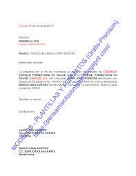 Formato De Carta De Solicitud Modelos Plantillas Y Formatos Gratis Premium Modelo