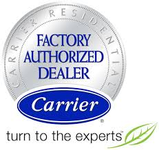 carrier factory authorized dealer logo. carrier factory authorized dealer logo o