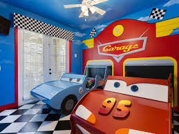Kissimmee House Rental   Cars Themed Room   Two Twin Beds, Located On The  First