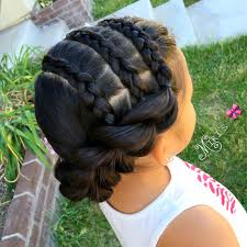 Kid Hair Style hair style for little girls natural hair style braids 6370 by wearticles.com
