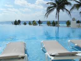 Inflatable Concrete Pools Stunning Infinity Pool Studio Inground Cost Salt Water Vinyl