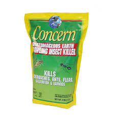 how to use diatomaceous earth for organic pest control