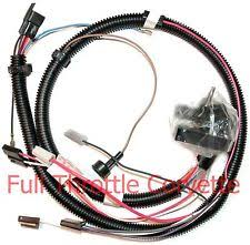 corvette wiring harness 1978 corvette engine wiring harness new
