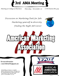 american marketing association home