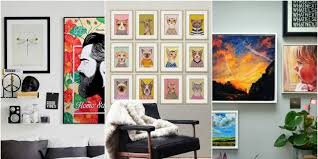 Wall Collage Living Room 8 Steps To Creating A Gallery Wall