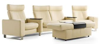 Ekornes Stressless Home Theater Seating—Space SC121