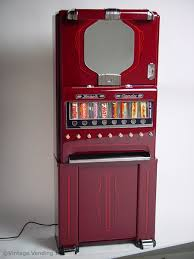 Old Candy Vending Machine