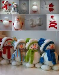 household dining table set christmas snowman knife: how to diy knitted winter hat snowman tutorial wwwfabartdiycom like us