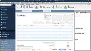 Create Invoice Online Interesting How To Prepare An Invoice In QuickBooks 48 Dummies