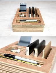 diy modern furniture. diy furniture design idea plywood home organizer computer desk diy modern e